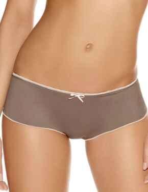 Freya Lingerie Deco Vibe 1706 Short Briefs Underwear - Mocha