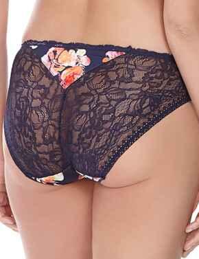 Fantasie Lingerie Darcie 9375 Brief Knickers Underwear - Ink
