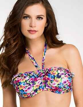 Freya Swimwear Summer 3712 Bandeau Bikini Top - Indigo