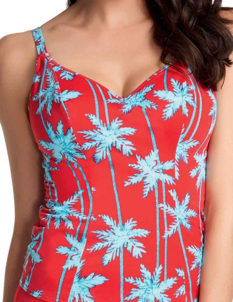 682961b75741c Fantasie 5822 San Juan Kaftan Cover Up Aztec Print Womens Swimwear