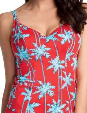 Freya Swimwear South Pacific 3555 Tankini Top - Red