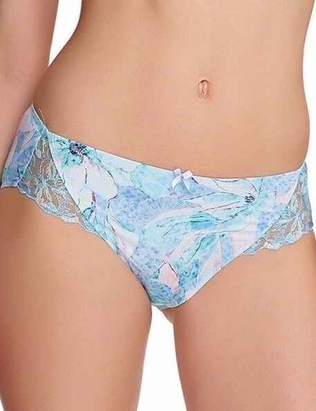 287ab0669f Fantasie Lingerie Eloise 9125 Brief Knickers Pant In Ice Blue - Ice Blue