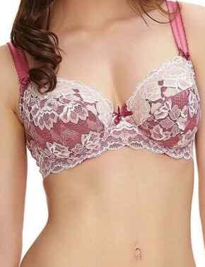 Fantasie Lingerie Marianna 9202 Underwired Side Support Bra - Raspberry