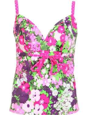 Freya Swimwear Eden 3194 Tankini Top Paradise