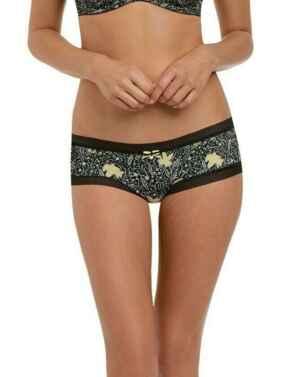 Freya Floral Bonanza 5186 Short Black