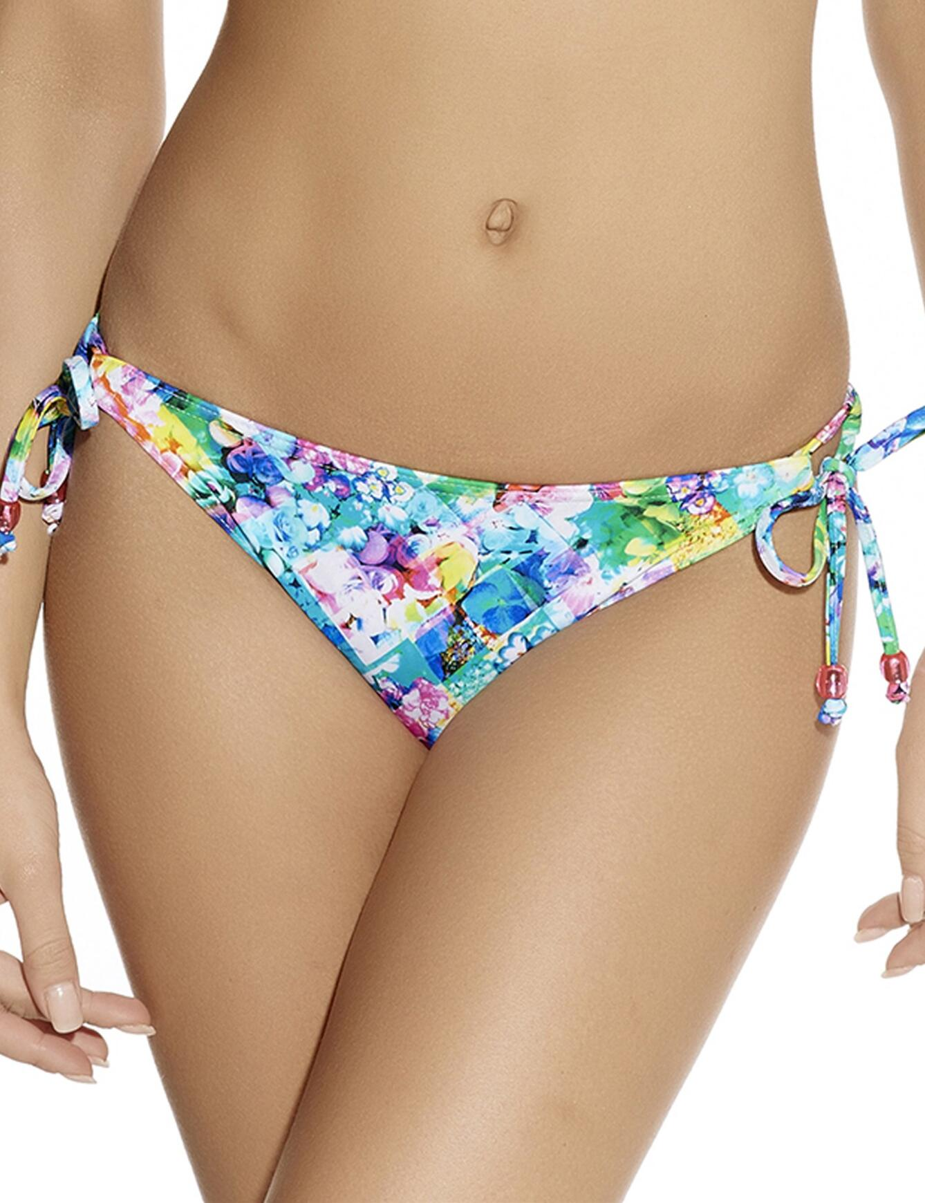 Freya Swimwear Paradise Island 3273 Rio Tie Side Bikini Brief - Fondant