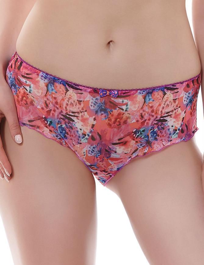 Freya Lingerie Wildfire Short Knickers Underwear - Pink Lava