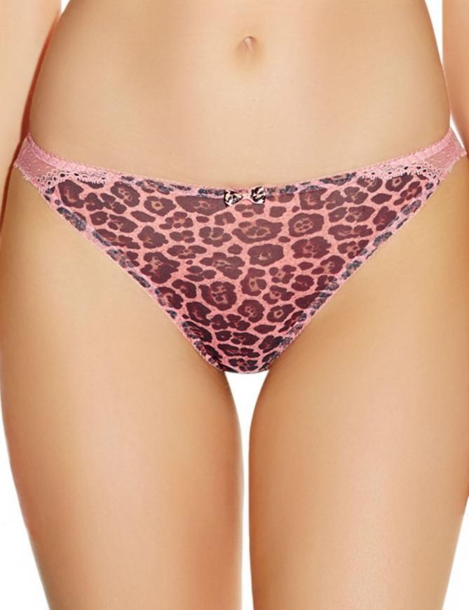 Freya Lingerie Minx Brazilian Thong - Pink