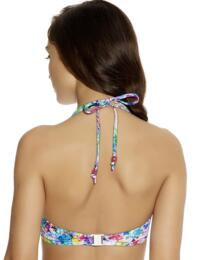 Freya Swimwear Paradise Island 3271 Bandless Halter Bikini Top - Fondant