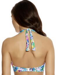 Freya Swimwear Paradise Island 3262 Padded Halter Bikini Top - Fondant