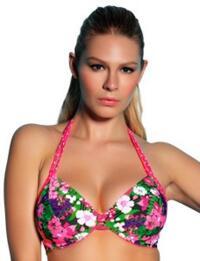 Freya Swimwear Eden 3193 Halterneck Bikini Top - Paradise