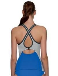Freya Active Swimwear 3184 Soft Cup Tankini Top - Ultramarine