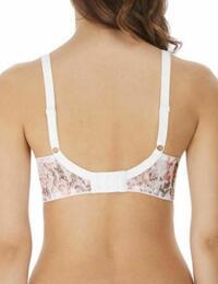 Freya Lingerie Viva Underwired Side Support Bra 5351  - White