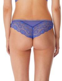 Freya Lingerie Expression Brazilian Brief 5497 Womens Underwear Knickers Pacific Blue