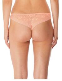 Freya Lingerie Love Note Brazilian Brief Blossom pink 5217