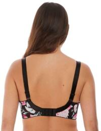 Fantasie Frances 6852 Underwired Side Support Bra Womens Bras Black