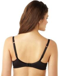 Panache Lingerie Cleo Juna Balconnette Bra 6461 Padded Moulded Underwired Balcony - Black