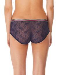 Freya Lingerie Wild 5426 Short Brief Knickers Underwear - Midnight Poppy